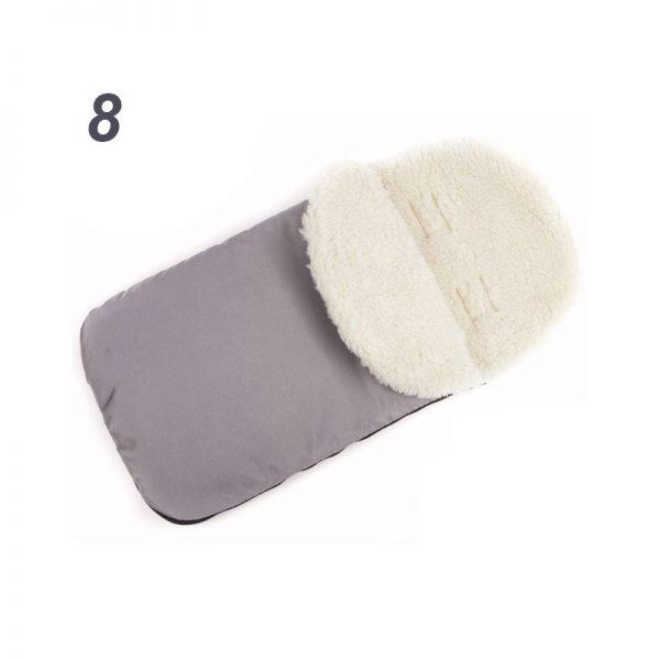 Fusak CLASIC fleece - kapučíno